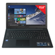 "Ноутбук ASUS, 15,6"", INTEL Celeron N3050, 1,6 ГГц, 4 Гб, 500 Гб, DVD-RW, Windows 10, черный"