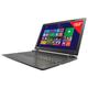 "Ноутбук LENOVO 100-15IBY, 15,6"", INTEL Pentium N3540, 2,16 ГГц, 2 Гб, 500 Гб, DVD-RW, Windows 8.1, черный"