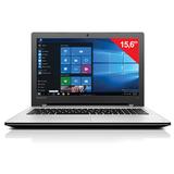 ������� LENOVO 300-15ISK, 15,6'', INTEL Core i3-6100U, 2,3 ���, 4 ��, 1 ��, R5M430, DVD-RW, Windows 10, �����