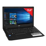 Ноутбук ACER Aspire, 15,6'', INTEL Pentium 3556U, 1,7 ГГц, 4 Гб, 500 Гб, Windows 10, черный