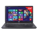 """Ноутбук ACER Extensa, 15,6"""", INTEL Pentium N3540, 2,16 ГГц, 2 Гб, 500 Гб, Windows 8.1, черный, EX2508-P2TE"""