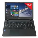 Ноутбук ACER Extensa, 15,6'', INTEL Celeron N3050, 1,6 ГГц, 2 Гб, 500 Гб, Windows 10, черный