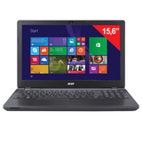 """Ноутбук ACER Extensa, 15,6"""", INTEL Celeron N3050, 1,6 ГГц, 2 Гб, 500 Гб, DVD-RW, Windows 8.1, черный, EX2519-C7TA"""