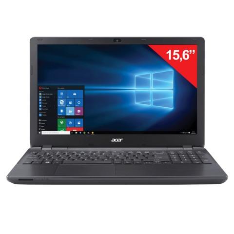 """Ноутбук ACER Extensa, 15,6"""", INTEL Celeron N3050, 1,6 ГГц, 2 Гб, 500 Гб, DVD-RW, Windows 10, черный"""