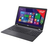 """Ноутбук ACER Extensa, 15,6"""", INTEL Pentium N3540, 2,16 ГГц, 2 Гб, 500 Гб, DVD-RW, Windows 8.1, черный, EX2508-P4P3"""