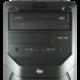 Системный блок IRU Office 310 MT INTEL Celeron G1840, 2,8 ГГц, 4 Гб, 500 Гб, DOS, черный