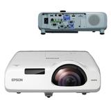 �������� �������������� EPSON EB-520, LCD, 1024×768, 2700 ��, 16000:1, VGA, HDMI, ���������������