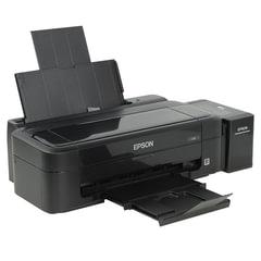 Принтер струйный EPSON L132, А4, 5760×1440, 27стр./<wbr/>мин, с СНПЧ (без кабеля USB)