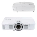 Проектор мультимедийный ACER V7500, DLP, 1920×1080, 2500 Лм, 20000:1, 3D, VGA, HDMI