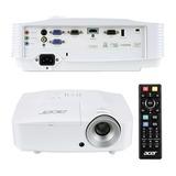 Проектор мультимедийный ACER X1278H, DLP, 1024×768, 3800 Лм, 20000:1, 3D, VGA, HDMI