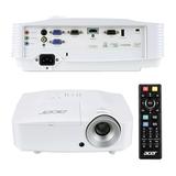 �������� �������������� ACER X1278H, DLP, 1024×768, 3800 ��, 20000:1, 3D, VGA, HDMI