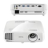 Проектор мультимедийный BENQ MW529, DLP, 1280×800, 3300 Лм, 13000:1, 3D, VGA, HDMI