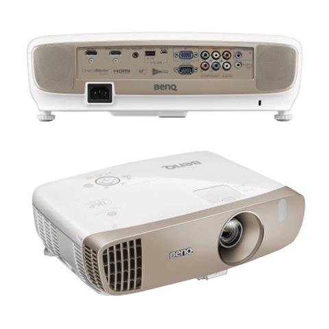 Проектор мультимедийный BENQ W2000, DLP, 1920×1080, 2000 Лм, 15000:1, 3D, VGA, HDMI