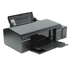 Принтер струйный EPSON L805, А4, 5760×1440 dpi, 37 стр./<wbr/>мин., с СНПЧ, печать на CD/<wbr/>DVD, Wi-Fi (без кабеля USB)