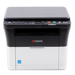 МФУ лазерное KYOCERA FS-1020MFP (принтер, сканер, копир), А4, 20 стр./<wbr/>мин., 20000 стр./<wbr/>мес. (без кабеля USB)