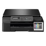 МФУ струйное BROTHER InkBenefit Plus DCP-T500W (принтер, сканер, копир), A4, 6000×1200, 11 стр./<wbr/>мин., Wi-Fi, с СНПЧ