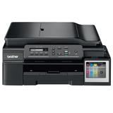 МФУ струйное BROTHER InkBenefit Plus DCP-T700W (принтер, сканер, копир), A4, 6000×1200, 11 стр./<wbr/>мин., Wi-Fi, АПД с СНПЧ