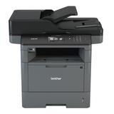 МФУ лазерное BROTHER MFC-L5700DN (принтер, копир, сканер, факс), А4, 40 стр./<wbr/>мин., 50000 стр./<wbr/>мес., АПД, ДУПЛЕКС, сетевая карта