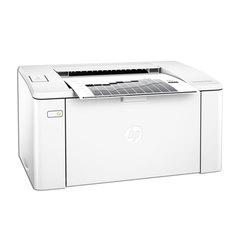 Принтер лазерный HP LaserJet Pro M104a, А4, 22 стр./<wbr/>мин., 10000 стр./<wbr/>мес. (без кабеля USB)