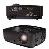 Проектор мультимедийный INFOCUS IN114x, DLP, 1024×768, 3200 Лм, 15000:1, 3D, VGA, HDMI