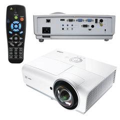 Проектор VIVITEK DX881ST, DLP, 1024×768, 4:3, 3300 лм, 15000:1, короткофокусный, 3,2 кг