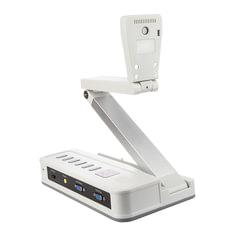 Документ-камера CLASSIC SOLUTION DC8h, 5 мегапикселей, 2592×1944, 6x, автофокусировка, USB, подсветка