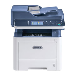 МФУ лазерное XEROX WorkCentre 3335DNI (принтер, копир, сканер, факс), А4, 33 стр./<wbr/>мин., 50000 стр./<wbr/>мес., ДУПЛЕКС, с/<wbr/>к, Wi-Fi