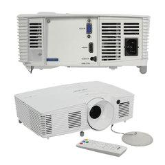 Проектор ACER X115H, DLP, 800×600, 4:3, 3300 лм, 20000:1, 2,5 кг