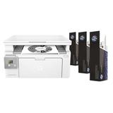 МФУ лазерное HP LaserJet Ultra M134a (принтер, копир, сканер), А4, 1200×1200, 22 страницы/<wbr/>минуту, 20000 страниц/<wbr/>месяц