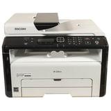 МФУ лазерное RICOH SP 220SNw (принтер, сканер, копир), А4, 23 стр./<wbr/>мин, 20000 стр./<wbr/>мес., Wi-Fi, сетевая карта, АПД