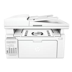 МФУ лазерное HP LaserJet Pro M132fn (принтер, копир, сканер, факс), А4, 22 стр./<wbr/>мин., 10000 стр./<wbr/>мес., АПД, с/<wbr/>к, (без кабеля USB)