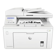 МФУ лазерное HP LaserJet Pro M227sdn (принтер, сканер, копир), А4, 28 стр./<wbr/>мин., 30000 стр./<wbr/>мес., ДУПЛЕКС, АПД, сетевая карта