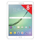 """Планшет SAMSUNG GALAXY Tab S2, 8"""", Wi-Fi, 2/<wbr/>8 Мп, 32 ГБ, MicroSD, белый, пластик"""