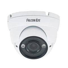 "Камера AHD купольная FALCON EYE FE-IDV720AHD/<wbr/>35M, 1/<wbr/>3"", уличная, цветная, 1280×960, регулируемый фокус, белая"