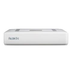 Видеорегистратор для систем видеонаблюдения FALCON EYE FE-1104MHD light, 4-канальный, 1080N, белый