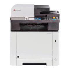 МФУ лазерное ЦВЕТНОЕ KYOCERA M5526cdw (принтер, сканер, копир, факс), A4, 26 стр./<wbr/>мин., 50000 стр./<wbr/>мес., АПД, ДУПЛЕКС, WI-FI с/<wbr/>кар