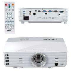 Проектор ACER P5327W, DLP, 1280×800, 16:10, 4000 лм, 20000:1, 2,5 кг