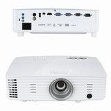 Проектор ACER X1385WH, DLP, 1280×800, 16:10, 3400 лм, 20000:1, 2 кг
