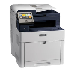 МФУ лазерное ЦВЕТНОЕ XEROX WorkCentre 6515N (принтер, сканер, копир, факс), А4, 28 стр./<wbr/>мин., 50000 стр./<wbr/>мес., АПД, сетевая карта
