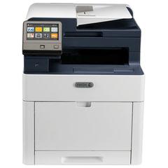 МФУ лазерное ЦВЕТНОЕ XEROX WorkCentre 6515DN (принтер, сканер, копир, факс), А4, 28 стр./<wbr/>мин, 50000 стр./<wbr/>мес., ДУПЛЕКС, ДАПД, с/<wbr/>к
