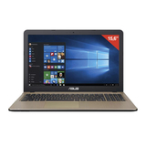 "Ноутбук ASUS X540LA, 15,6"", Intel Core i3-5005U 2 ГГц, 4 ГБ, 500 ГБ, без оптического привода, Windows 10 Home, коричневый"
