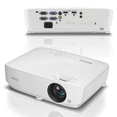 Проектор BENQ MW533, DLP, 1280×800, 16:10, 3300 лм, 15000:1, 2,41 кг