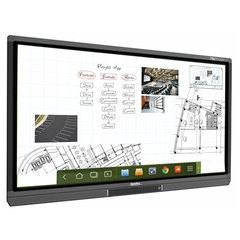 "Интерактивная LED-панель NEWLINE TruTouch TT-6515B, 65"", 1920×1080, 16:9, Android, 10 касаний"