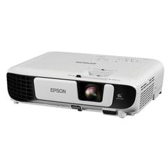 Проектор EPSON EB-S41, LCD, 800×600, 4:3, 3300 лм, 15000:1, 2,5 кг