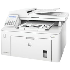 МФУ лазерное HP LaserJet Pro M227fdn (принтер, сканер, копир, факс), А4, 28 стр./<wbr/>мин., 30000 стр./<wbr/>мес., ДУПЛЕКС, сетевая карта