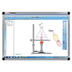 """Интерактивная доска 100"""" IQBOARD RPT100, оптическая, 218×134 см, 16:10, USB, 10 пользователей"""