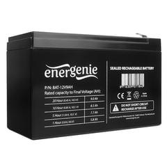 Аккумуляторная батарея для ИБП любых торговых марок, 12 В, 9 Ач, 151×65×94 мм, GEMBIRD, BAT-12V9AH