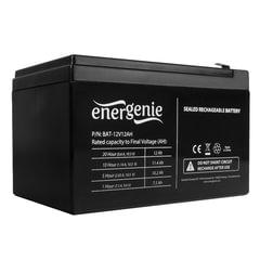 Аккумуляторная батарея для ИБП любых торговых марок, 12 В, 12 Ач, 151×99×96 мм, GEMBIRD, BAT-12V12AH