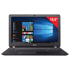 "Ноутбук ACER Extensa EX2540, 15,6"", INTEL Core i5-7200U 3,1 ГГц, 4 ГБ, 500 ГБ, INTEL HD, NO DVD, Windows 10 Home, черный"