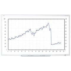 "Интерактивная панель SMART BOARD E70, 70"", 1920×1080, 16:9, SMART Notebook, 8 касаний"